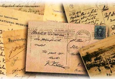 El exquisito encanto de las notas, cartas y dedicatorias