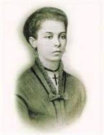 Retrato hablado de Salomé Ureña